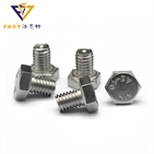 DIN933 Stainless steel hexagon head bolts